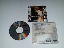 CD Soul l'émotivité semble Sade Marvin Gaye 14. Tracks 2002 12/15