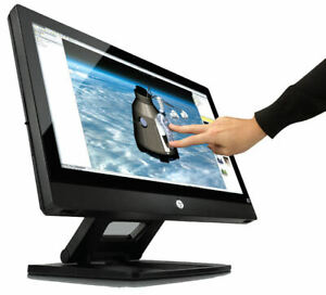 """HP Z1 G2 AiO Workstation 27"""" Touch WS 2K screen 