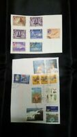 STAMP COLLECTION  ON  PAGE  - Great Mix of issues. (f1),Z