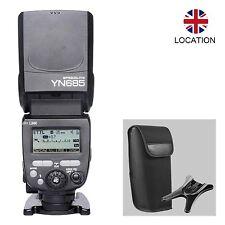 Yongnuo YN685 Wireless Flash Speedlite HSS TTL for Nikon D4 D90 D700 RF-603 UK