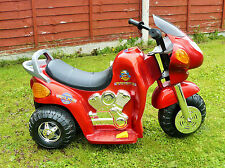 <<>> HALFORDS - QUAD BIKE - BATTERY /ELECTRIC 6V - BRAND NEW - IMMACULATE <<>>