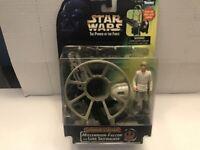 Vintage 1997 Star Wars Gunner Station Millennium Falcon with Luke Skywalker New