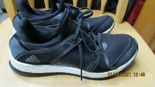 Adidas Pure Boost X women's size 8.5 black running shoes