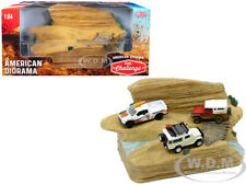 """""""TRAIL CHALLENGE"""" RESIN DIORAMA FOR 1/64 SCALE MODELS BY AMERICAN DIORAMA 38431"""