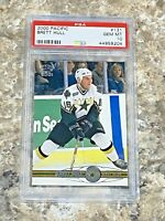 2000 Pacific Brett Hull #131 PSA 10 GEM MINT St Louis Blues HOF NHL Hockey Card