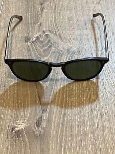 Authentic Garrett leight kinney sunglasses