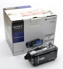Sony Handycam HDR-CX130E Digital Videocamera 1080p Full HD 42x Zoom + OVP a14