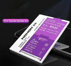 Battery For Xiaomi Redmi 4A BN30 High Capacity Phone Bateria Li-polymer + Tools