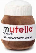 "Fuzzyard Mutella Spread Plush, Squeaky, 6.5"" Dog Toy-Free Shipping!"