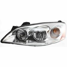 2005-2010 PONTIAC G6 HEADLIGHT HEADLAMP LIGHT LEFT DRIVER SIDE WITH AMBER SIGNAL