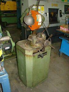SCOTCHMAN Model CPO275LT Cold Saw