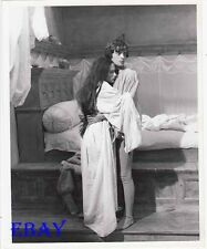 Olivia Hussey  Leonard Whiting VINTAGE Photo Romeo And Juliet Shakespeare