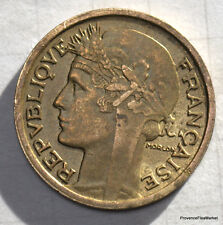 50 CENTIMES 1939 MORLON BRONZE ALU voir scan haute definition fr153