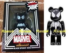 Medicom Be@rbrick Marvel 100% Last Prize Black Spider-Man L@st Venom Bearbrick