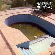 POPSTRANGERS - ANTIPODES NEW VINYL RECORD