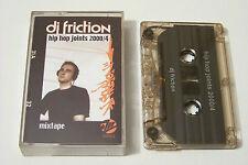 DJ Friction-hip-hop joints 2000/4 tape (0711 kolkhoze) torch Afrob Masta Ace