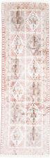 Vintage Teppich Orientteppich Rug Carpet Tapis Tapijt Tappeto Alfombra Silk Rosa