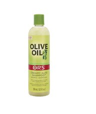 ORS Olive Oil Creamy Aloe Shampoo 370ml / 12.5.fl.oz* UK *