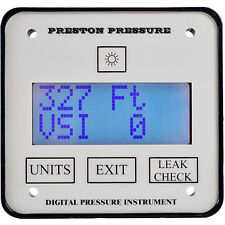 Digital Altimeter Display Preston Pressure ALT-621-35
