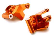 C28864ORANGE Billet Machined Steering Knuckles for Arrma 1//10 Granite 4X4 3S BLX