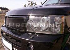 RANGE Rover Sport Griglia Frontale Griglia Centro BADGELESS senza BLACK BADGE Mesh