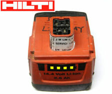 1 Pack Used Hilti B144 14.4V 2.6A CPC Li-Ion Battery for SFH SID SIW 144-A