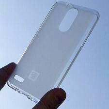 Custodia in silicone tpu anti-shock trasparente cover per LG K4 2017 M160