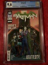 BATMAN #89 CGC 9.6 1ST APPEARANCE CAMEO PUNCHLINE DC COMICS 1ST PRINT