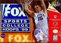 Fox Sports College Hoops 99 Nintendo 64 N64 Used