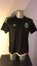 Adidas Mexico Jersey Black Size L excellent Jersey Shirt