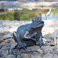 Figur Wasserspeier Frosch für Teich CLGarden Wasserspiel Springbrunnen Deko