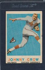 1959 Topps #105 Johnny Crow Cardinals VG 59T105-121015-2