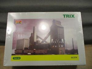 Trix H0 66104 Bausatz ungebaut Kokerei in OVP