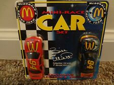 1/64 BILL ELLIOTT #94 McDONALDS Collectors Edition 2 car set 1997