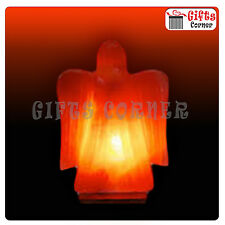 Himalayan Salt Angel USB Lamp With LED Bulb Ideal Gift Item