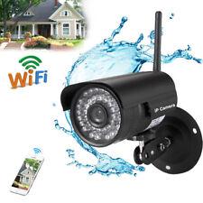 Wireless Outdoor Waterproof Network IR-Cut IP Security CCTV Camera Wifi Webcam