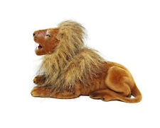 Majestic Bobblehead Lion with Car Dashboard Adhesive