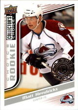2x-----2009-10 Collector's Choice Reserve #250 Matt Hendricks RC Mint x2