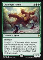 Mtg ORAN-RIEF HYDRA Battle for Zendikar rare  Magic the Gathering card
