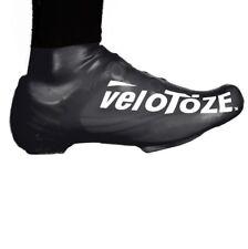 VeloToze Latex Cycling Aero Oversocks / Shoe Covers, Short, 37-42.5