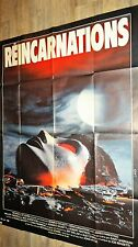 REINCARNATIONS !  affiche cinema horreur