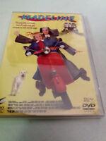 """DVD """"MADELINE"""" COMO NUEVO DAISY VON SCHERLER MAYER FRANCES McDORMAND NIGEL HAWTH"""