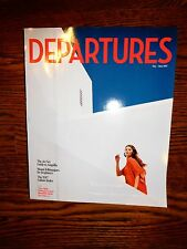 Departures Magazine, May/June  2017 NEW