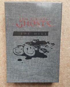 Joe Hill SIGNED Ltd 20th Century Ghosts LIVIDIAN PRESS slipcased NEW and SEALED