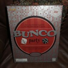 Bunco Party Dice Game Fundex 2004  Silver Box Version Brand NEW Sealed