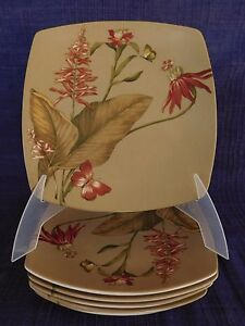 222 Fifth Antiqua SALAD PLATE 1 of 6 available have more items Butterfly
