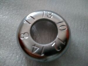 Speichenschlüssel Nippelspanner 6 verschiedene Größen Fahrrad Werkzeug