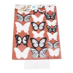 Wall Stickers Removable Art Butterfly Decal Mural Home Room DIY Ornament SG