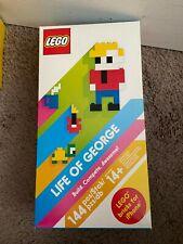Lego Set Life of George iPhone app Bricks Game NEW Sealed