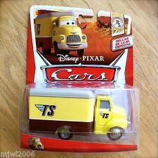 Disney PIXAR Cars DUSTIN MELLOWS 2013 RETRO RADIATOR SPRINGS 4/8 DELUXE diecast
